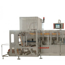Horizontal form-fill-seal machines
