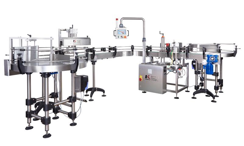 Wraparound Labeling Machine