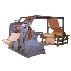 Heavy Duty High Speed Corrugation Machine