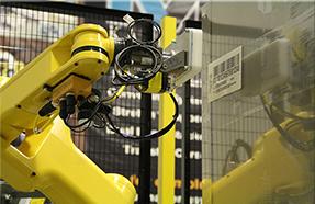 Robotic Load Labeler
