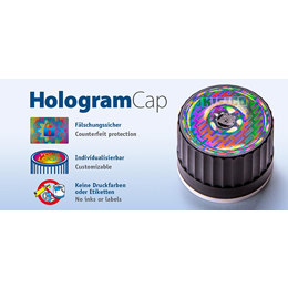HologramCap