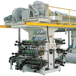 Flexo-Graphic Printing Press