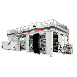 CI Flexo Printing Press - Flexojet