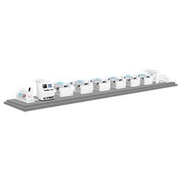 Multi-Combination Modular Printing Press Moduflex