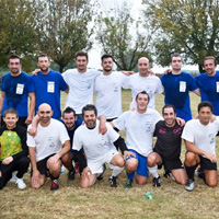 """fundraising event """"kick for life""""…a great success !!!"""