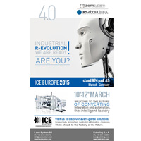 Visit us at ICE EUROPE, Munich, Germany: 10-12th March