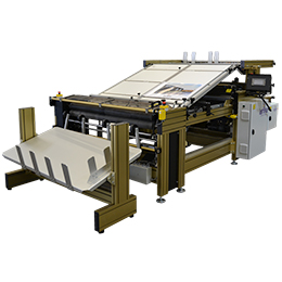 basic semi-automatic sheet-to-sheet laminating machine