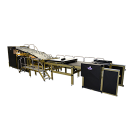blackline 1600-800 fully automatic laminating machine