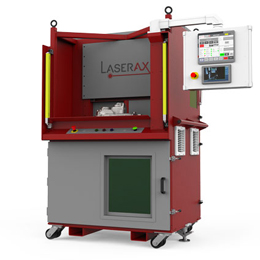 Rotary Laser Marking Workstation