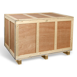 Wooden Cases, Pallets
