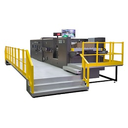 Automatic Corrugated Flat Bed Die Cutting Machines LS-1670SW