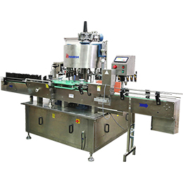 vlc-rotary-automatic sticker labelling machine