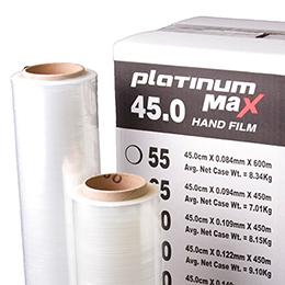 platinum max handfilm