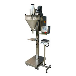 Dcs-1a-22 semiautomatic auger filling machine
