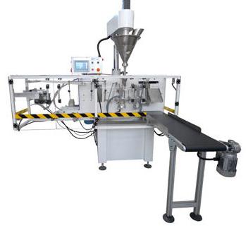 Horizontal Powder Sachet Machine