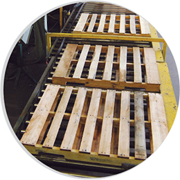 Used & Recycled Pallets