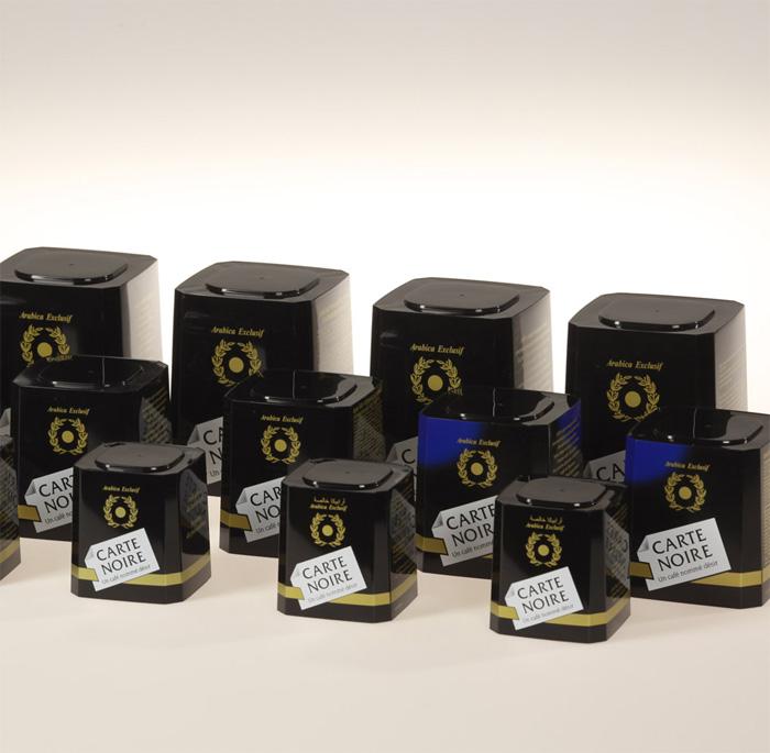 Coffee Packaging Lids