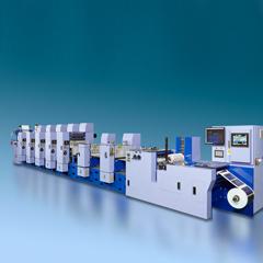 MLP - Semi Rotary Offset Printing Machine