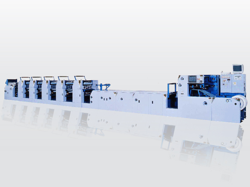 MVF - Full Rotary Printing Machine