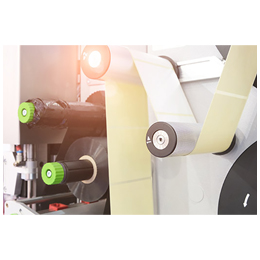 ML label laser system