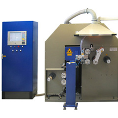 Standalone Machine With Winder
