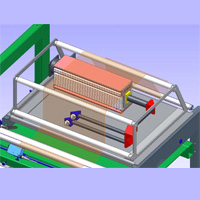 The compact laser modules are designed