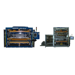 Modern Shuttle and Rotary Thermoforming Machines