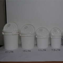 Plain Containers for Lubricants