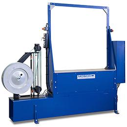 kof-611 automated strapping machine