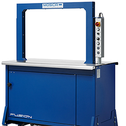 ro-m fusion automated strapping machine