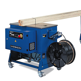 ro-m-ri automated strapping machine