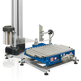 wtr-3 fully automatic stretch wrapping machine