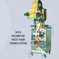 Pneumatic VFFS Packaging