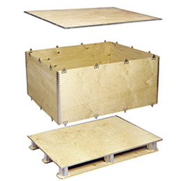 ExPak Nail-less Crates