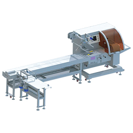 E motion semi automatic feeding machine