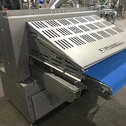 grasselli nsa1000 continuous slicer