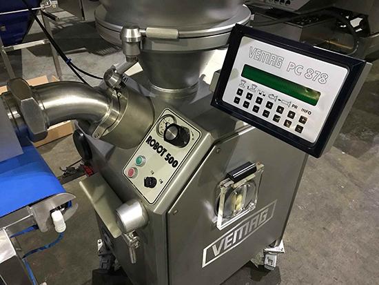 T – Vemag Robot 500 Vacuum Filler