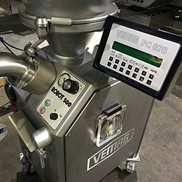 t-vemag robot 500 vacuum filler