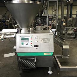vemag hp10c vacuum filler with loader