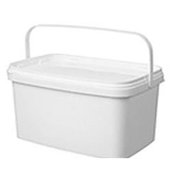 Plastic tubs-pp