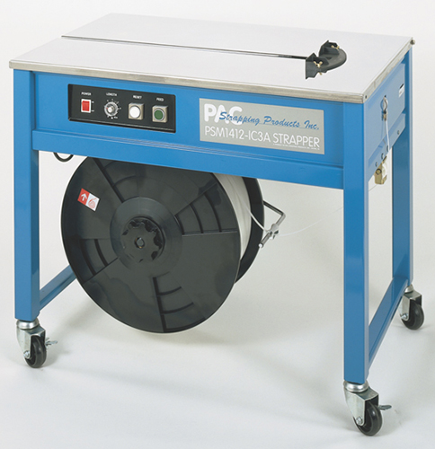 PSM1412-IC3A STRAPPING MACHINE