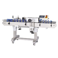 PL-501 Wrap Around Labeling Machine