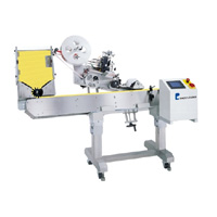 PL-521 Horizontal Wrap Around Labeling Machine
