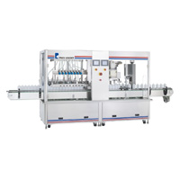 FC-101 Automatic Liquid Filling & Capping Machine (Servo System)
