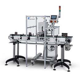 CP-10 SEMI-AUTOMATIC CAPPING MACHINE