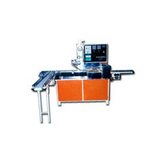 Flow pack machines