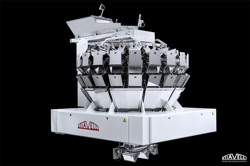SPC 20 MultiHead Weighers