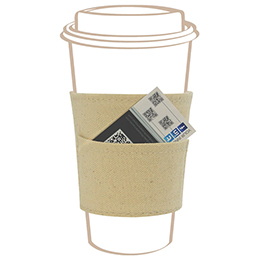 Cotton Cup Sleeve