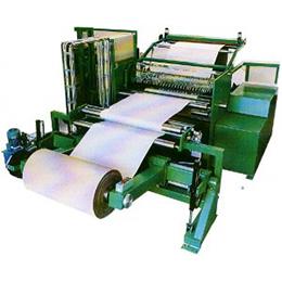 Roll-slitting machine 510