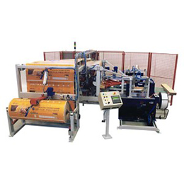 Wrapping and sealing machine